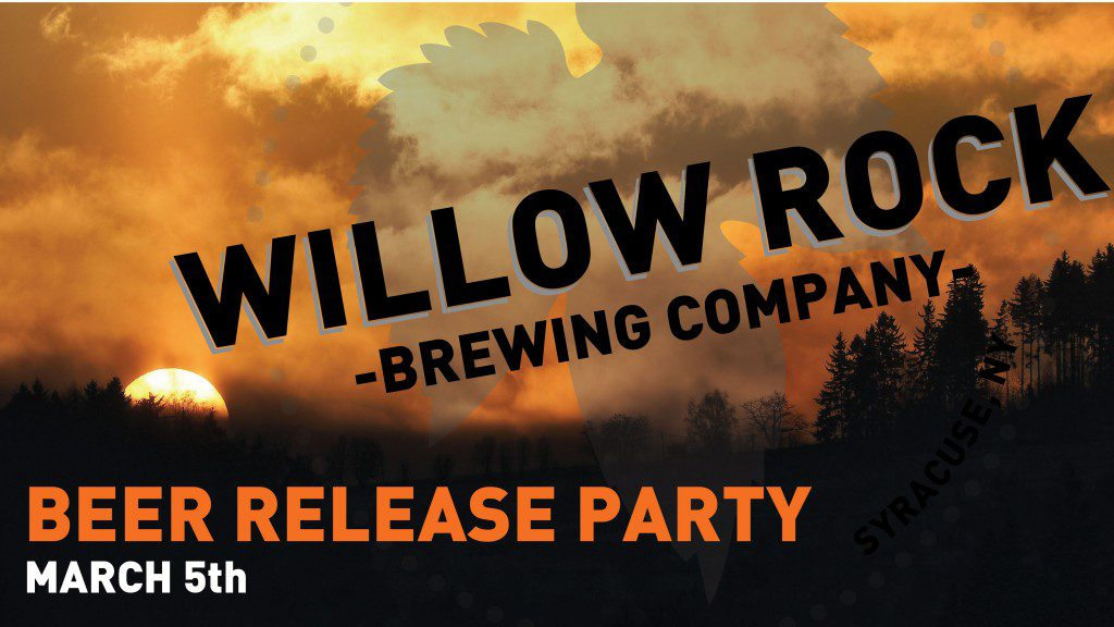 Beer Release Party March 5